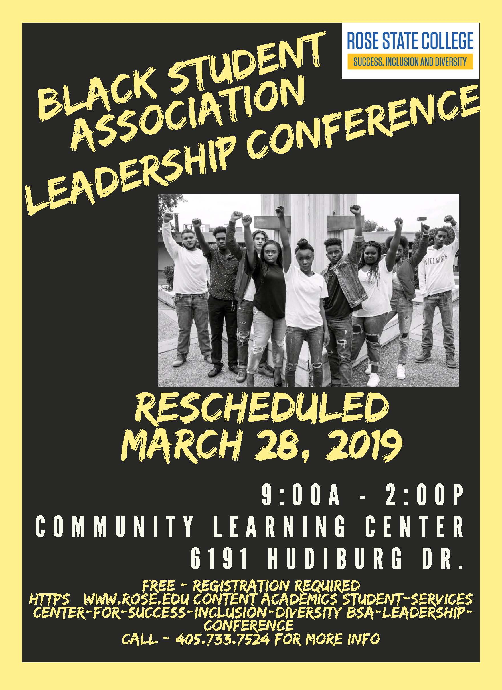 BSA Leadership Conference
