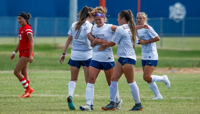 No. 10 Rose State Hosts No. 7 Seminole State in NJCAA Women's Soccer Showdown