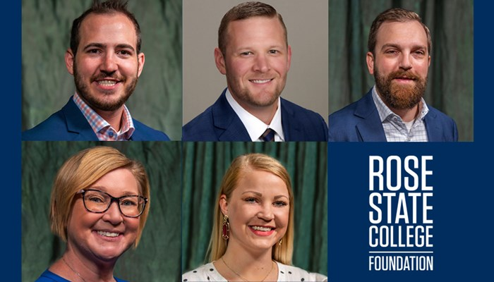 Rose State Foundation Welcomes New Board Members