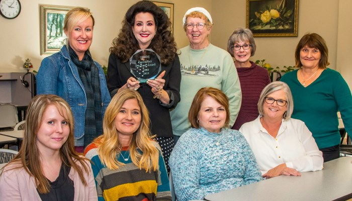 CLICK program recognized as Exemplary Program by OK Association for Developmental Education