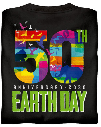 50th Anniversary 2020 Earth Day