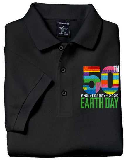 50th Anniversary 2020 Earth Day Polo