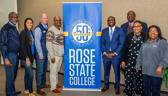Rose State College hosts 4th Annual Black Male Summit