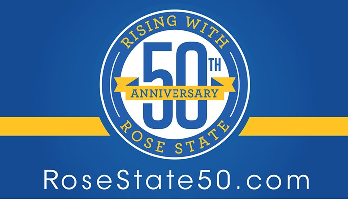 Rose State Celebrates With 50th Anniversary Website