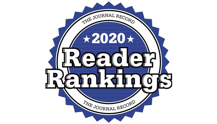 The Journal Record – Reader Rankings
