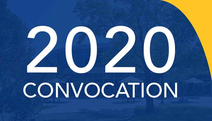2020 convocation