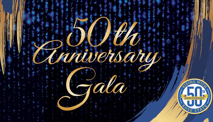 Rose State Celebrated 50th Anniversary At Annual Gala