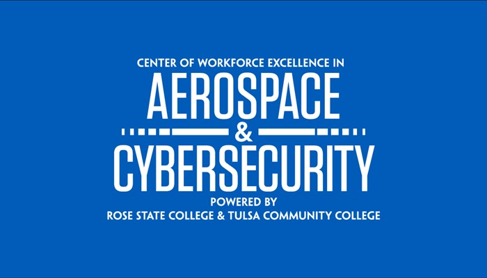 Branding Revealed For Oklahoma's First Aerospace And Cybersecurity Center Of Workforce Excellence