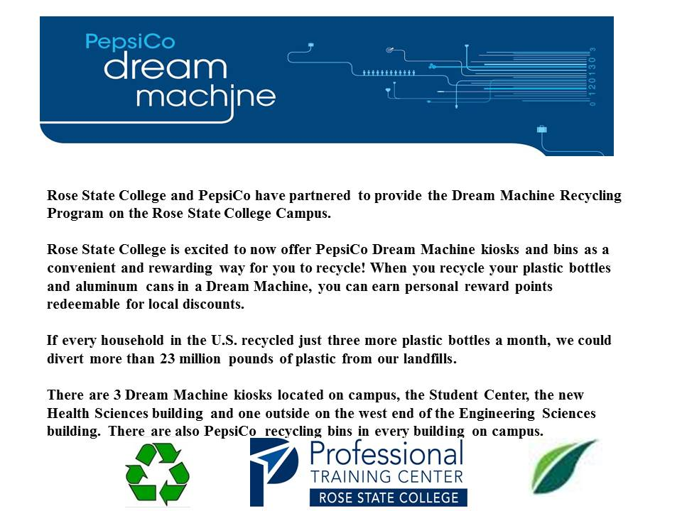 PepsiCo Dream Machine