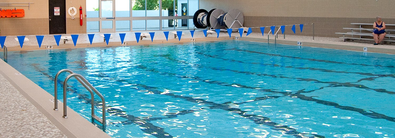 Wellness Center Swimming Pool