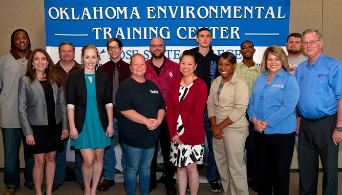 EPA Grant Funds Free Training at Rose State College