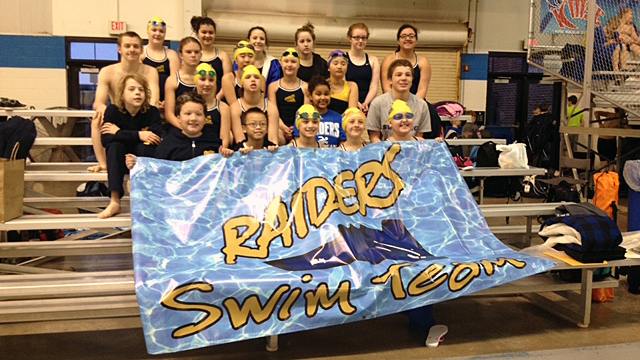 Raiders Swim Team