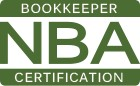 NBA Bookkeeper Certification logo