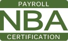 NBA Payroll Certification logo