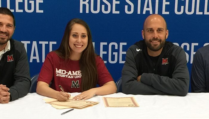Rose State College Sophomore Commits To Play Soccer At MACU After Graduation