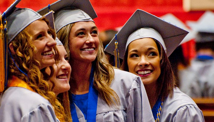 Information for graduates participating in the commencement ceremony May 6