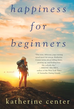 Happiness for Beginners book cover