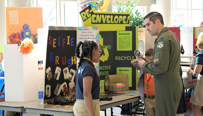 Rose State To Host Young Inventors For 28th Annual Expo