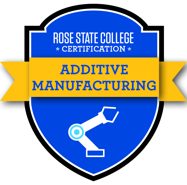 Additive Manufacturing Certification