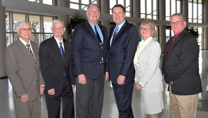 Rose State Honors Community Leaders and Distinguished Alumni