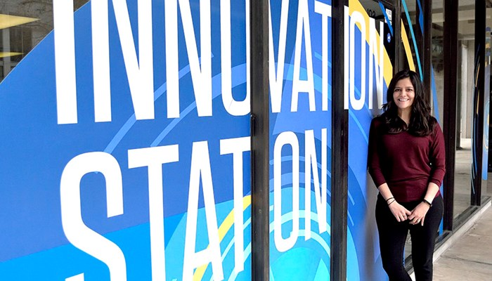 Rose State's Innovation Station Director Receives Achievers Under 40 Award