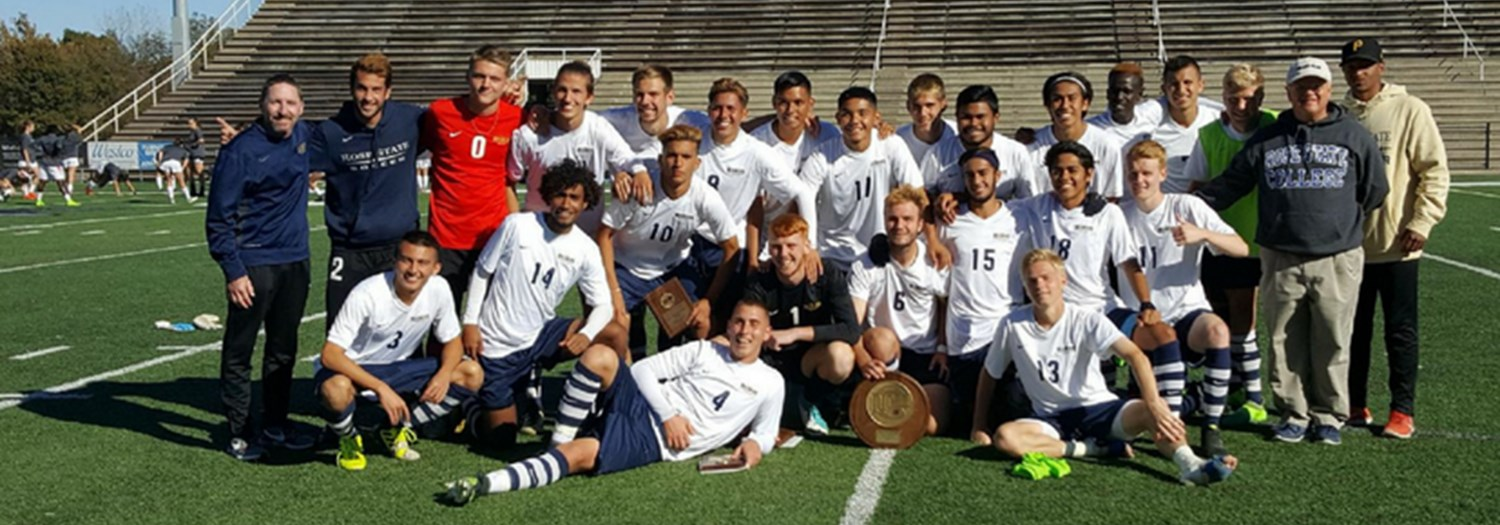 RSC Men's Soccer Team Photo
