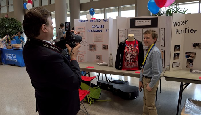 29th Annual Invention Convention Returns to Rose State College