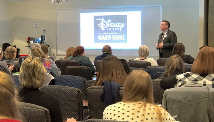 Rose State College brings Disney magic to Oklahoma business