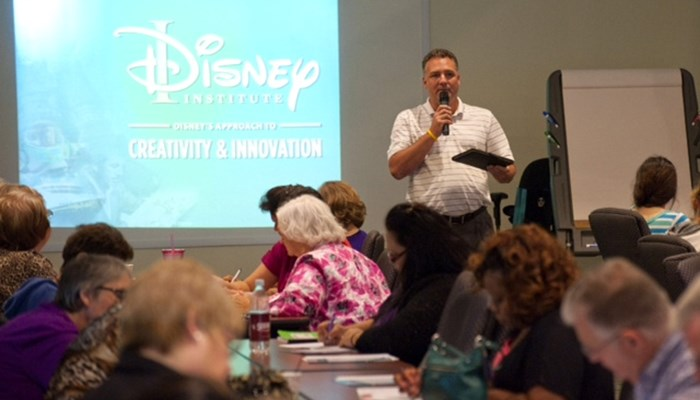 Rose State Welcomes Disney Institute To Oklahoma City