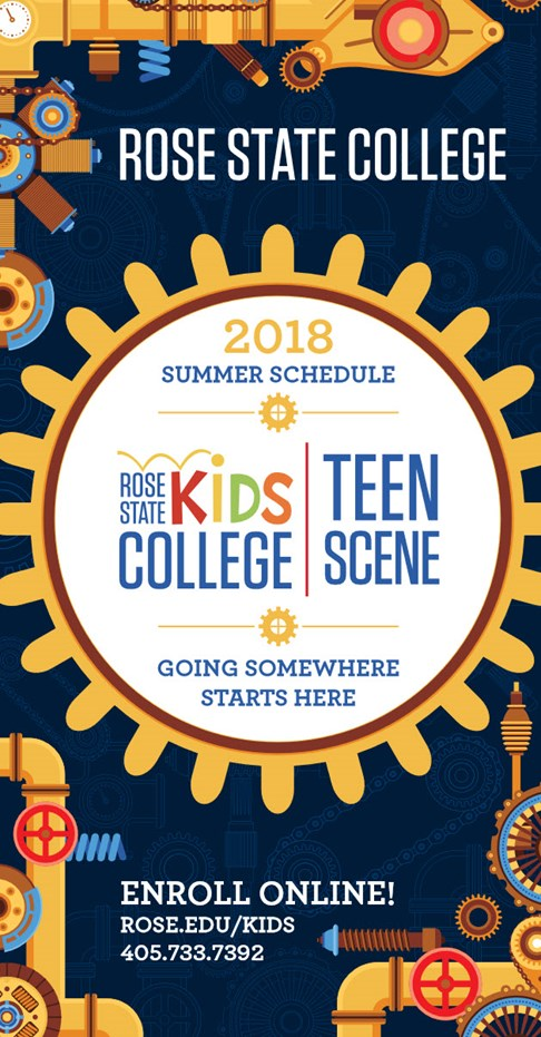 Kids College and Teen Scene