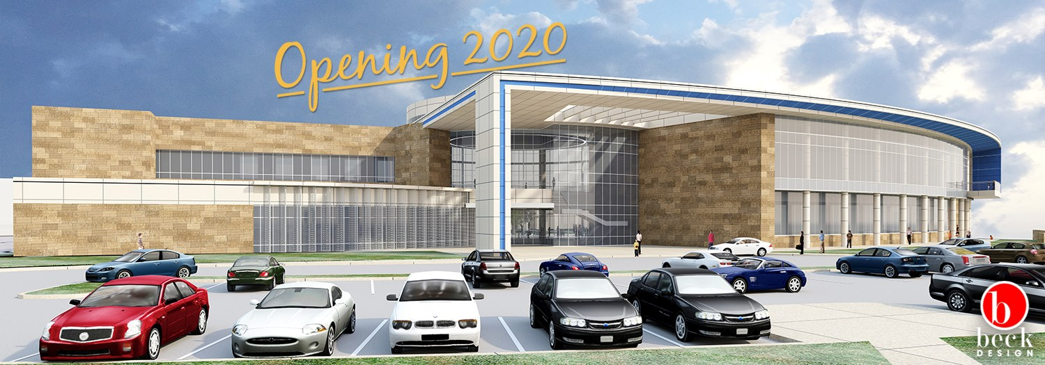 New student union design 2020