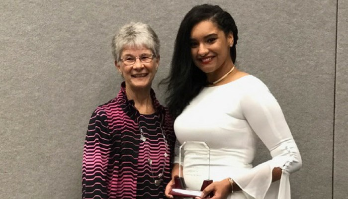 Rose State Nursing Student Wins $1,000 from Achieving the Dream Awards Scholarship