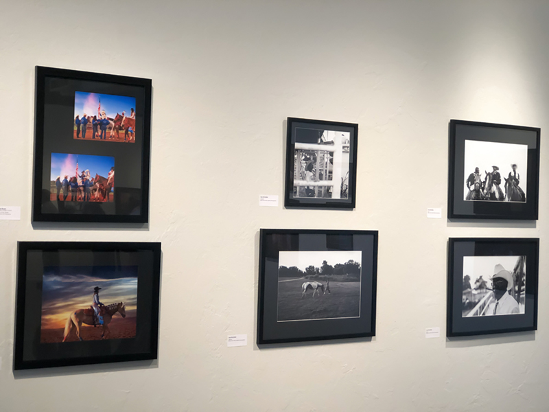 "Rose State College students partnered with Oklahoma Contemporary to curate a photography exhibition, ""Images of Community,"" that ran May 3-15 featuring pieces by Rose State students and local artists."
