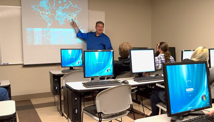 Rose State Cyber Security Program Continues Growth