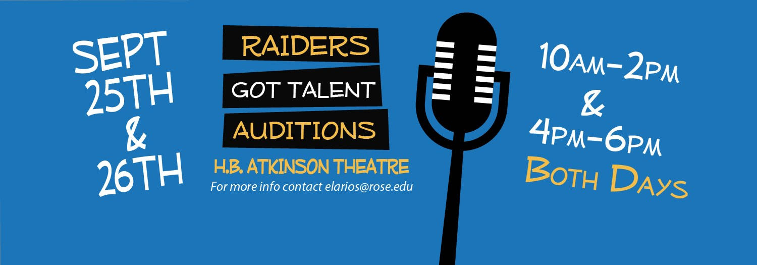 talent auditions