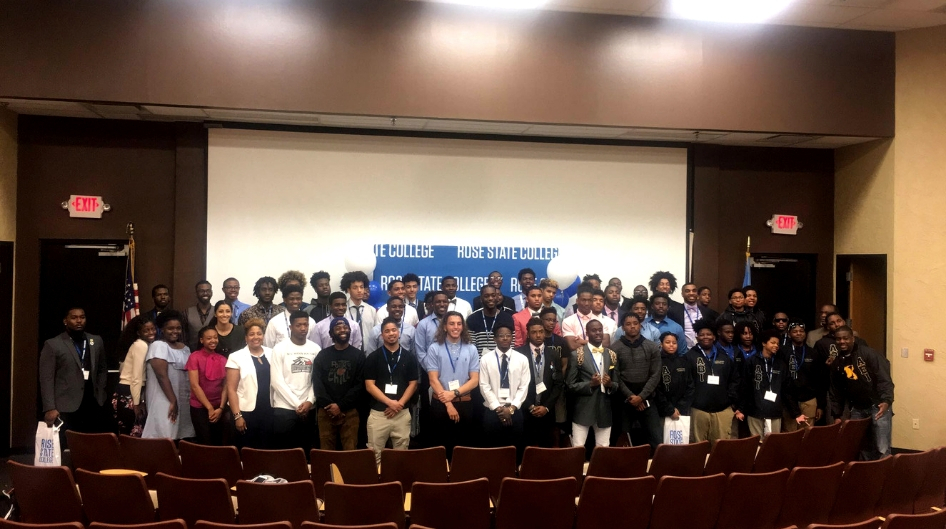 Rose State College to Host Third Annual Black Male Summit