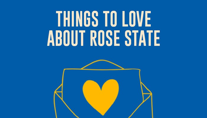 Things to Love About Rose State image