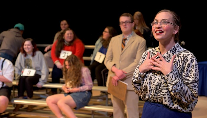 Rose State Theater Program Helps Students Hit the Ground Running
