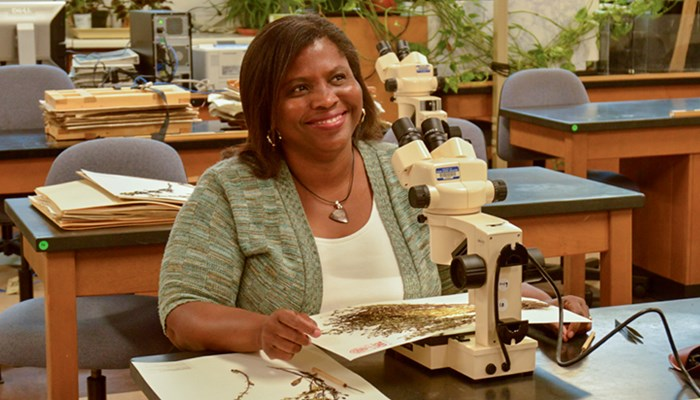 Rose State College Professor Plants Research in Botanical Publications
