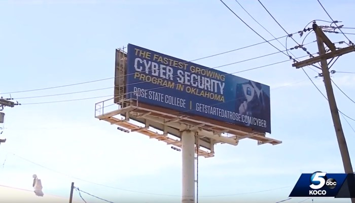 Rose State Receives Grant to expand Cyber Security Program