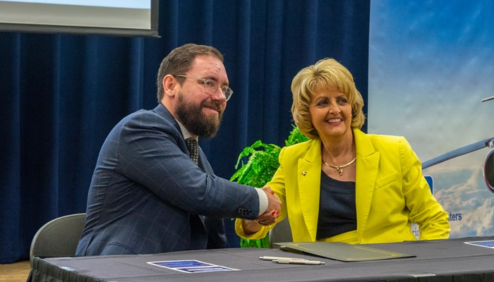 Metro Technology Centers and Rose State College Create Aerospace Partnership